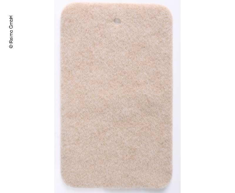 X-Trem Stretch Carpet Filz Beige, 2x2m
