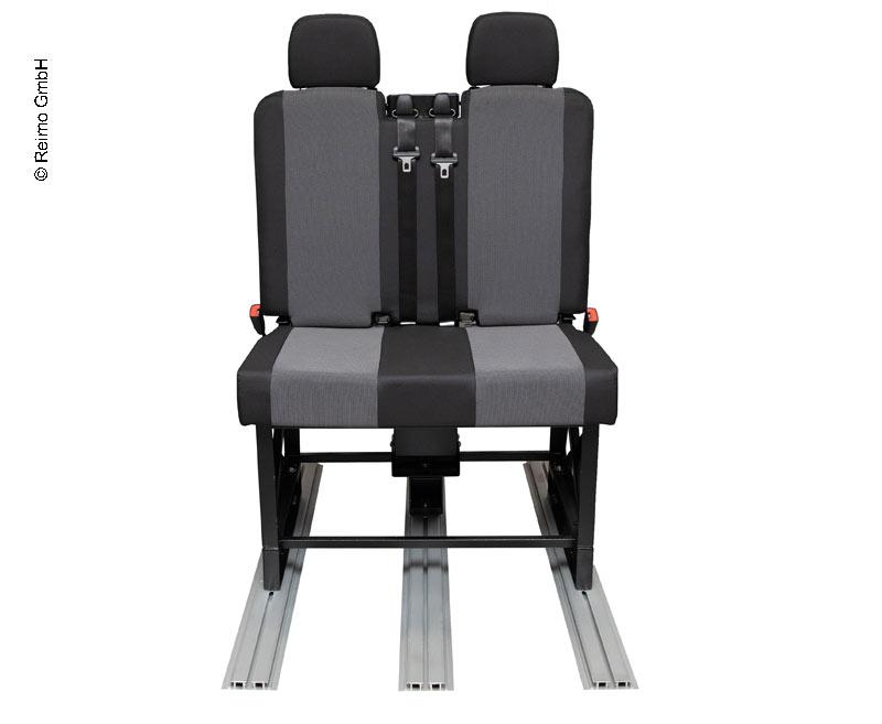Polster für Sitz und Rückenlehne inkl. 2 Kopfstützen
