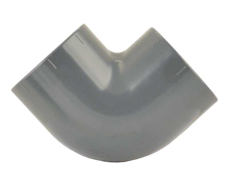 Rohrverbinder 40mm gewinkelt 90°