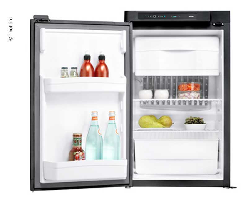 Absorberkühlschrank N4080E+ schwarz