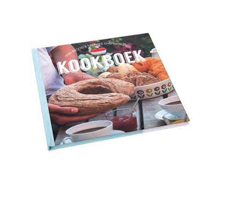 Omnia Kochbuch Holländisch, Omnia Kookboek, Omnia Cookbook Dutch