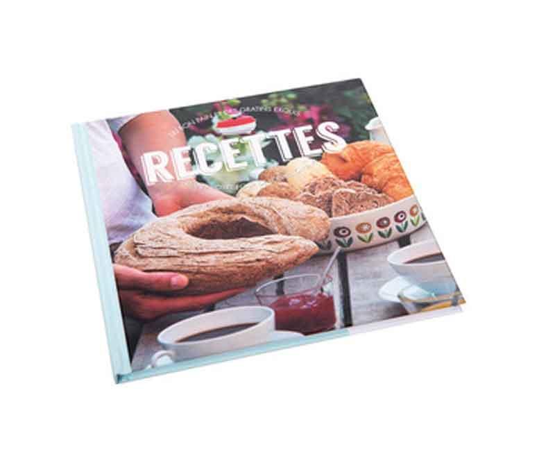OMNIA Kochbuch RECETTES, französisch