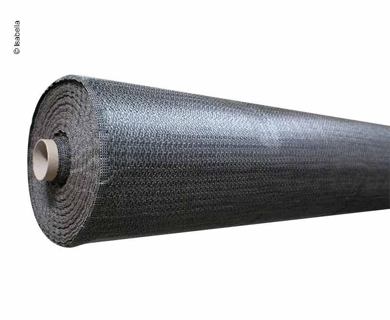 Vorzeltteppich Isabella Design Dawn 4x3m grau