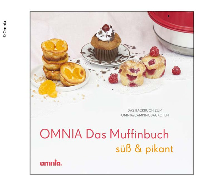 OMNIA Backbuch - Muffins