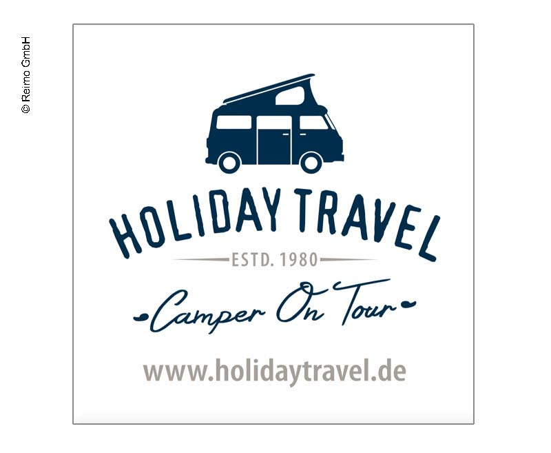 Auto-Aufkleber Hol.Travel