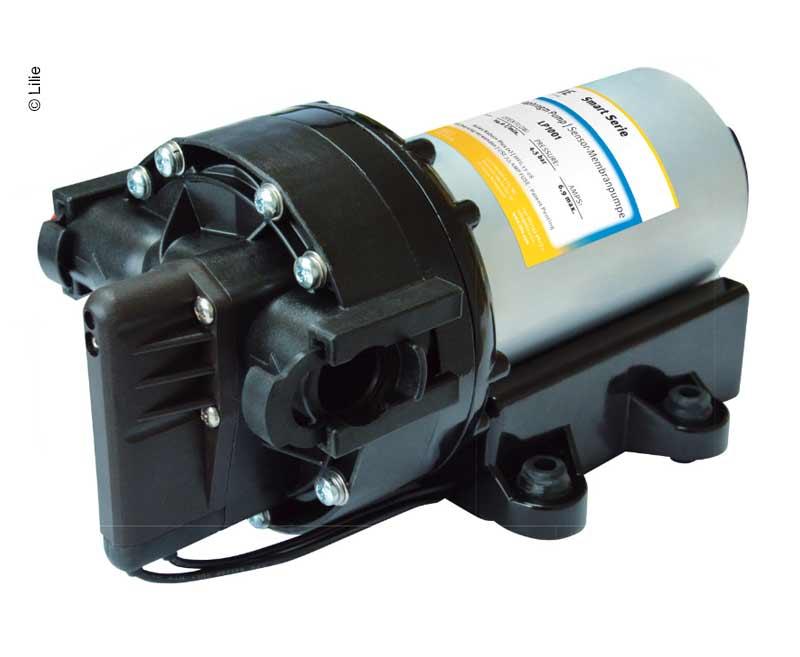 Lilie Smartserie automatische Druckpumpe 24V, 18,9L/min 2,5 bar