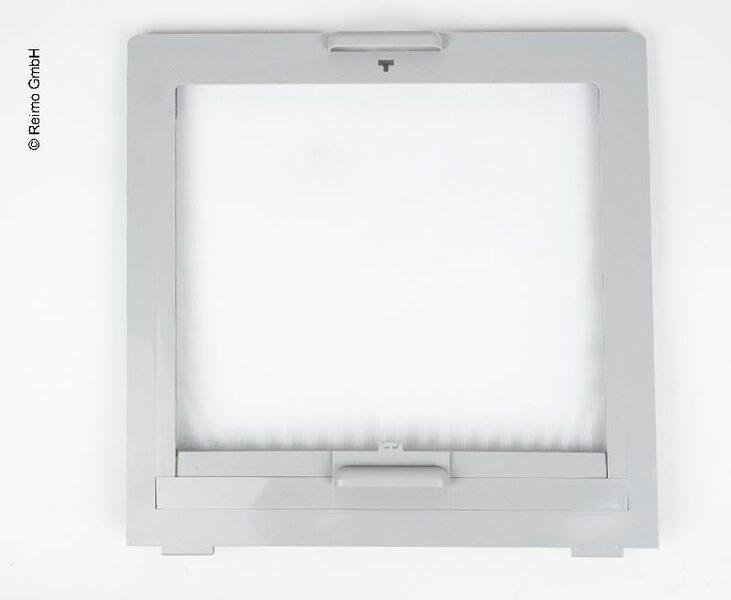 MPK Netzrahmen grau mit Insektenschutz