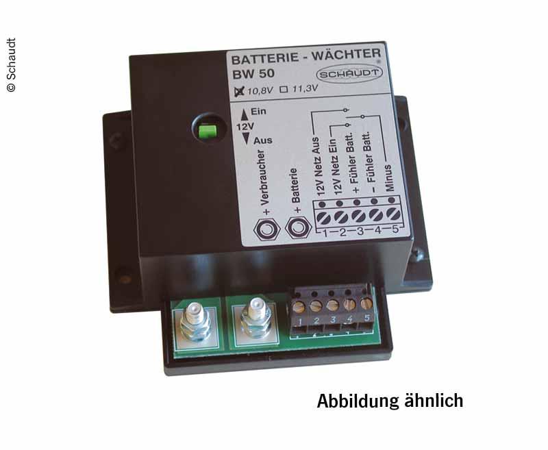 Schaudt Batteriewächter 50 10,8 Volt