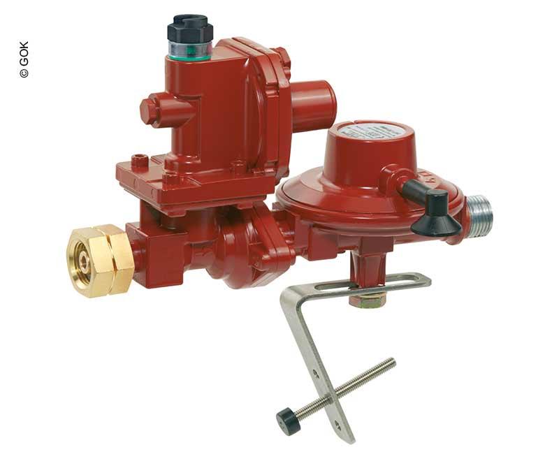 Gasregler FL90-4 50mbar