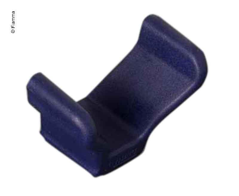 Schienenabdeckkappe blau