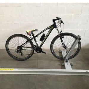 Verladehilfe für 2 Fahrräder mit elektr.Antrieb f.Heckgarage