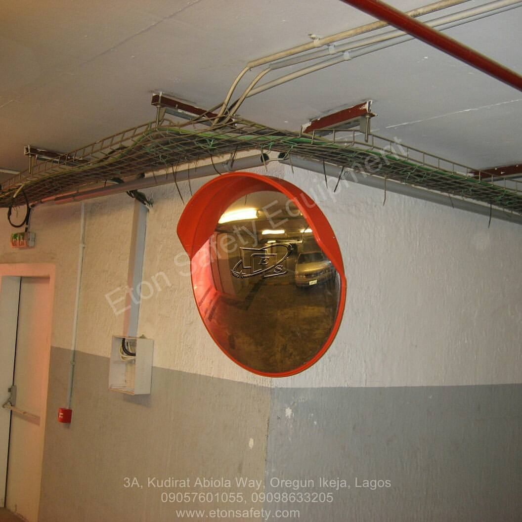 Installation of 80cm Mirror at Ibis Hotel, Ikeja Lagos