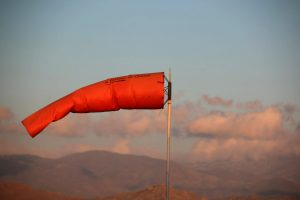 Aviation windsock