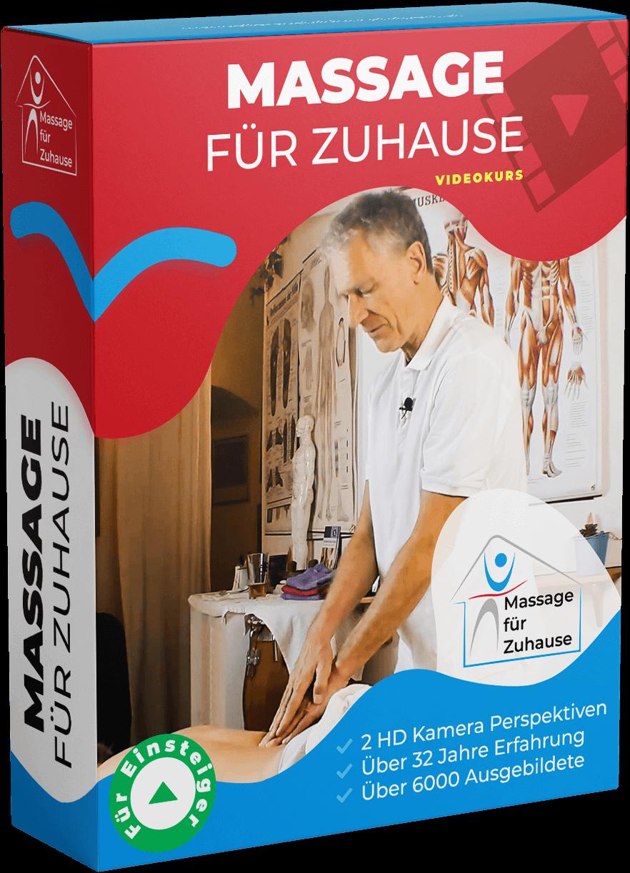 Videokurs: Massage für Zuhause – 32 Jahre Erfahrung