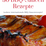 30 BBQ-Saucen Rezepte (eBook)