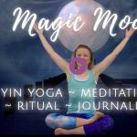 Magic Moon – Yoga und Meditation mit dem Mond