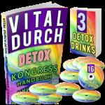Vital durch Detox – Kongresspaket BASIC
