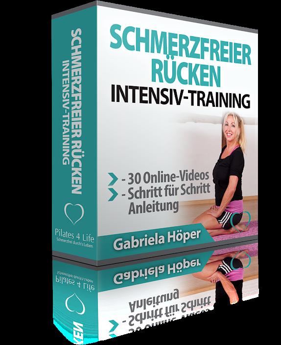 Pilates gegen Rückenschmerzen (Komplettpaket)