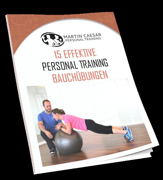 15 effektivsten Personal Training Bauchübungen