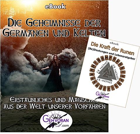 Die Geheimnisse der Germanen und Kelten eBook