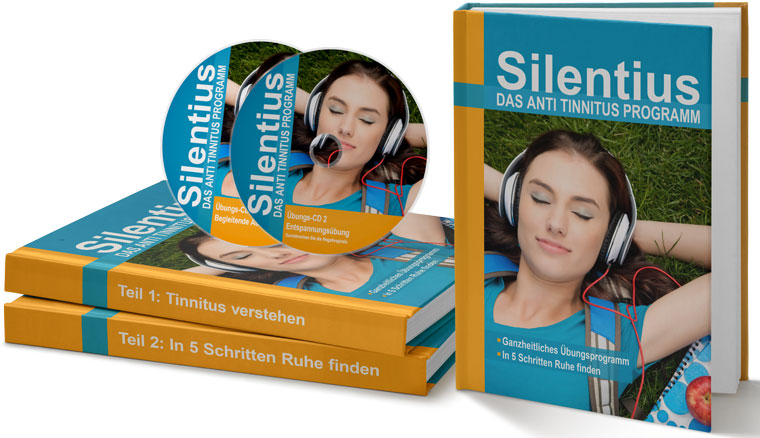 Silentius – Die Tinnitus Komplettlösung