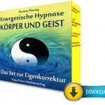 ENERGETISCHE Hypnose – Körper und Geist – 32teiliges Set