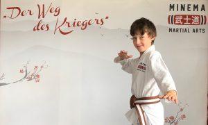 Kampfkunst Kids (7 -13 Jahre)