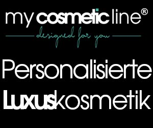 mycosmeticline – Verschenke personalisierte Luxuskosmetik