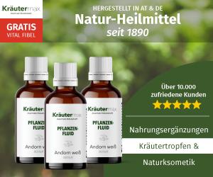 Kräutermax ® – Naturheilmittel seit 1890