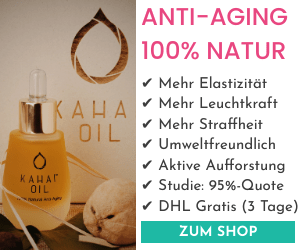 KAHAI Oil – 100% reines Anti Aging Oil