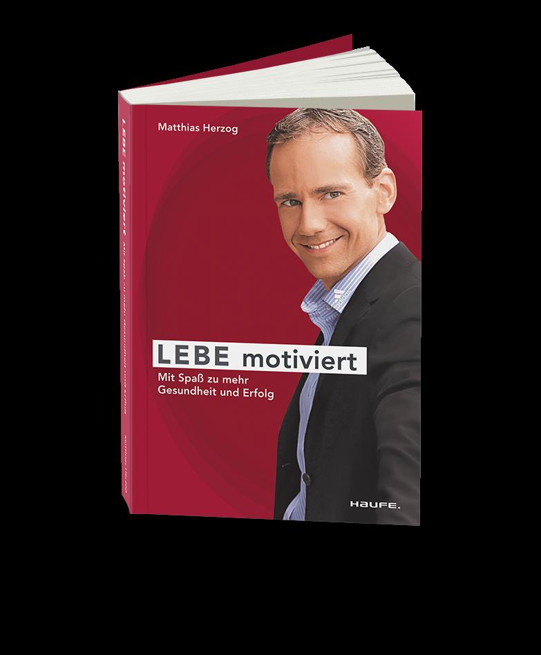 Gratis Buch – LEBE motiviert