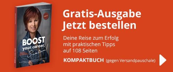 Boost your career, Sister! Buch+Hörbuch+Praxisbuch+Workshop