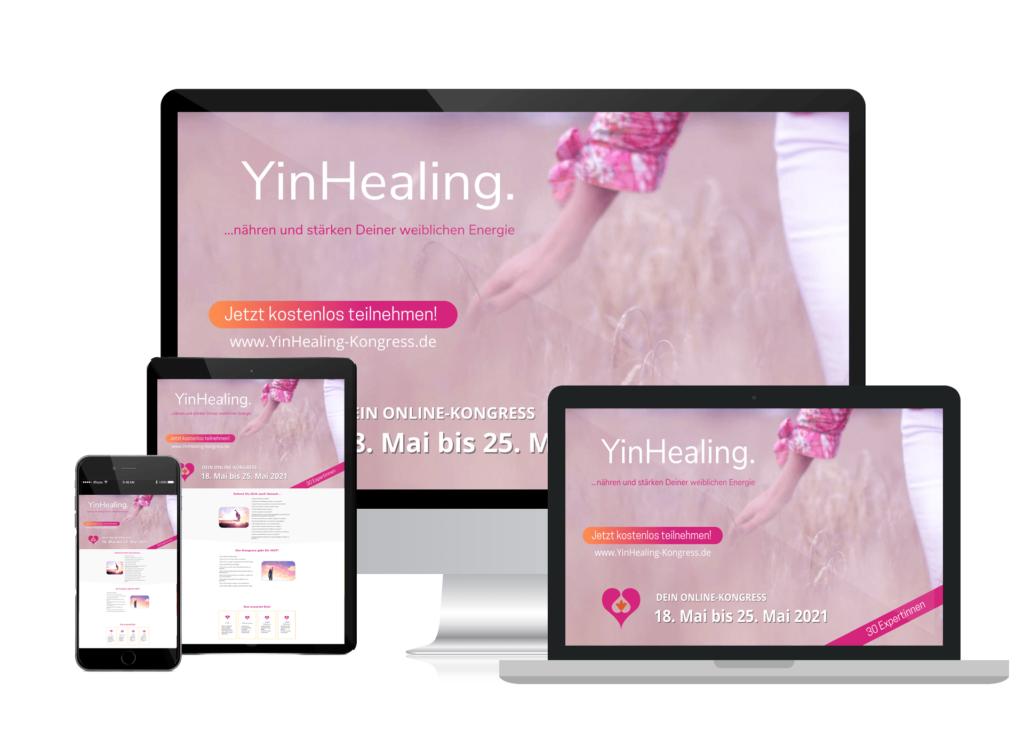YinHealing. Online Kongress