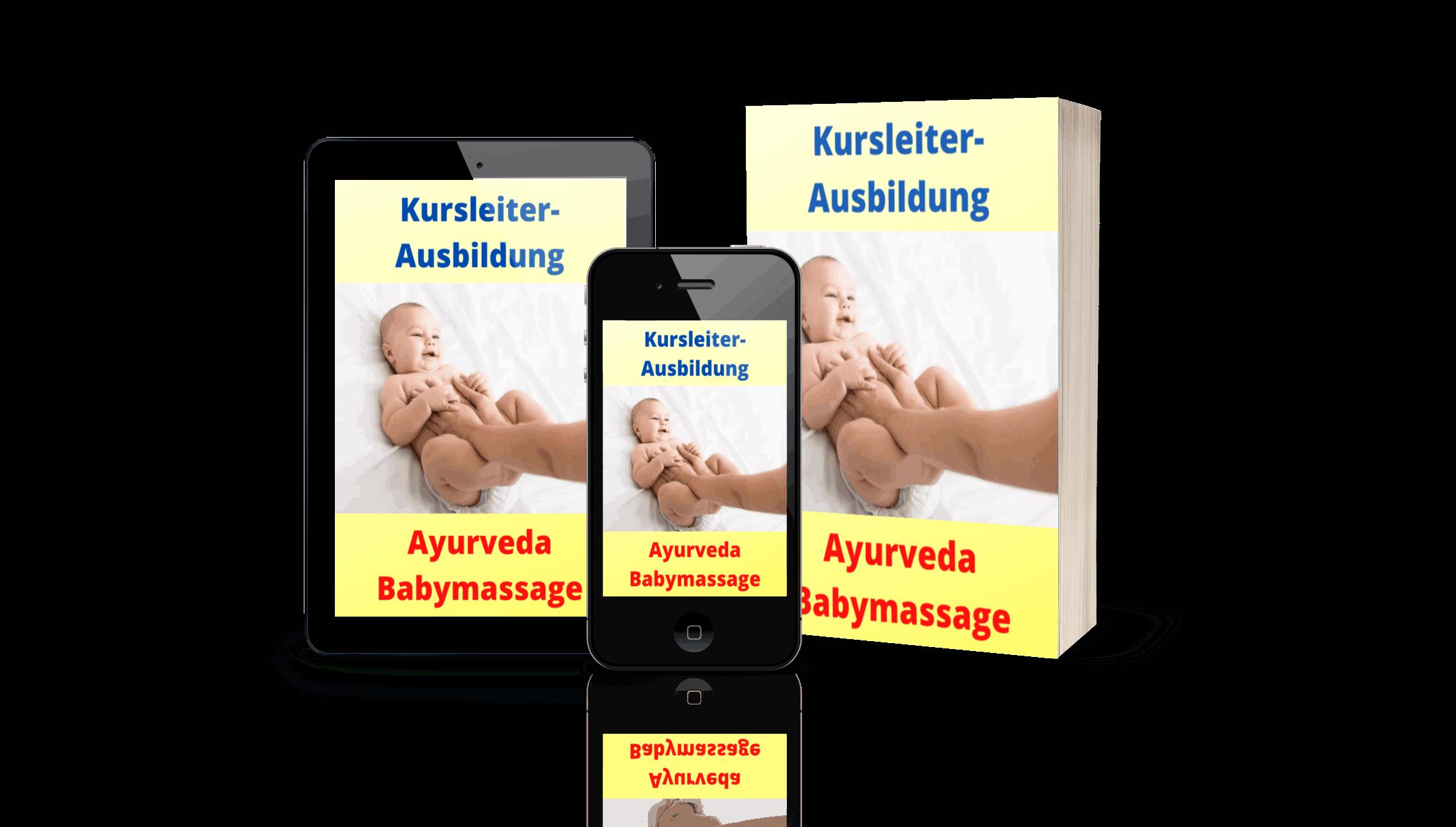 Kursleiter-Ausbildung für die ayurvedische Babymassage