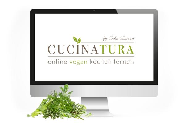 CuciNatura – Online VEGAN kochen lernen ohne Ersatzprodukte