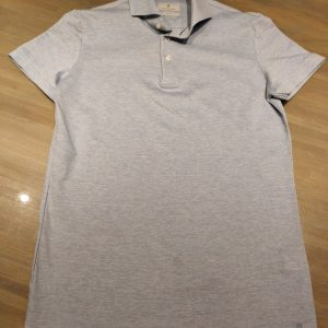 Thomas Maine Polo licht blauw