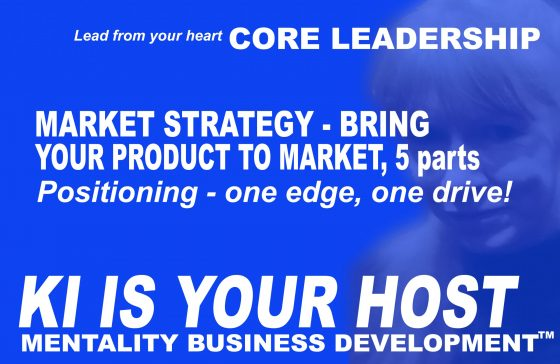 Market strategy - bring your product to market