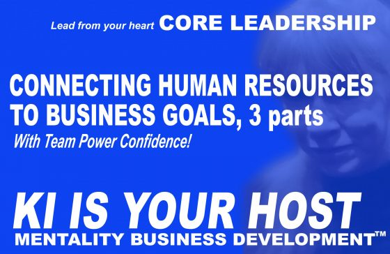 Connecting human resources to business goals