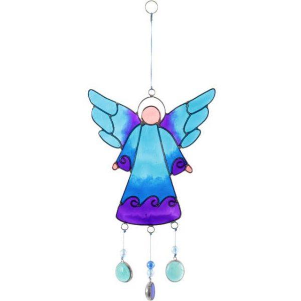 Blå Ängel
