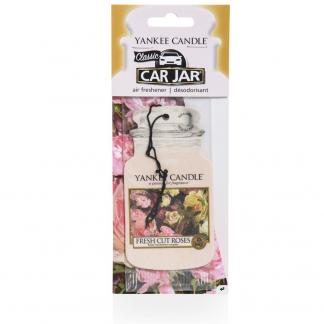Fresh Cut Roses - CarJar