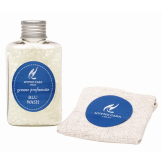 3668C - Blu Wash - Gemme Profumate con sacchetto 60gr