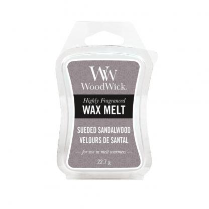 Sueded Sandalwood - Melt