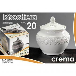 SAP/BARATTOLO BIANCO 17*20 YM50742-2ABC