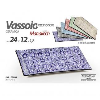 JNP/VASSOIO ASS 24*12*1.8CM RH4414S-2