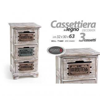 DOA/CASSETT 3CST 32*30*63 HYC184081