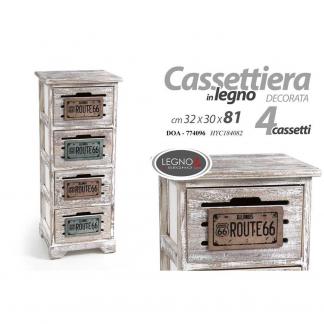 DOA/CASSETT 4CST 32*30*81 HYC184082