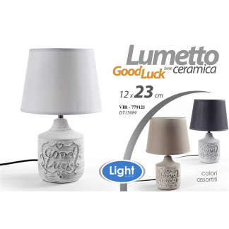VIR/LUMETTO AS G.LUCK 12*12*23CM DY15089
