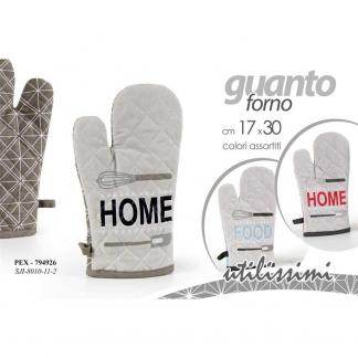 PEX/GUANTO FORNO AS 17*30 SJI-8010/11-2
