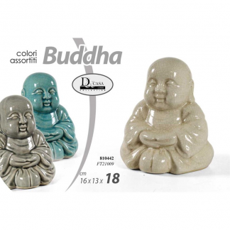 DIU/BUDDHA AS 16*13*17,5CM FT21009