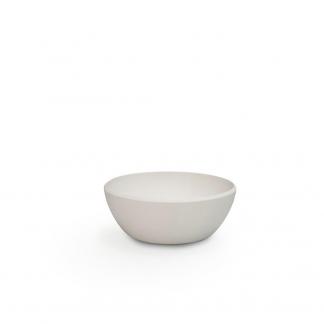Ciotola 12x14x5,8 cm PANGEA (aria) bianco #